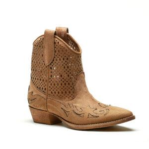 Botín cowboy calados 1