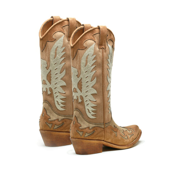 Bota cowboy águila 3