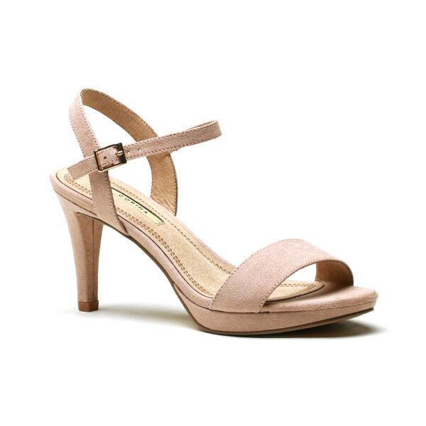 Sandalia básica tacón medio A2110NU2