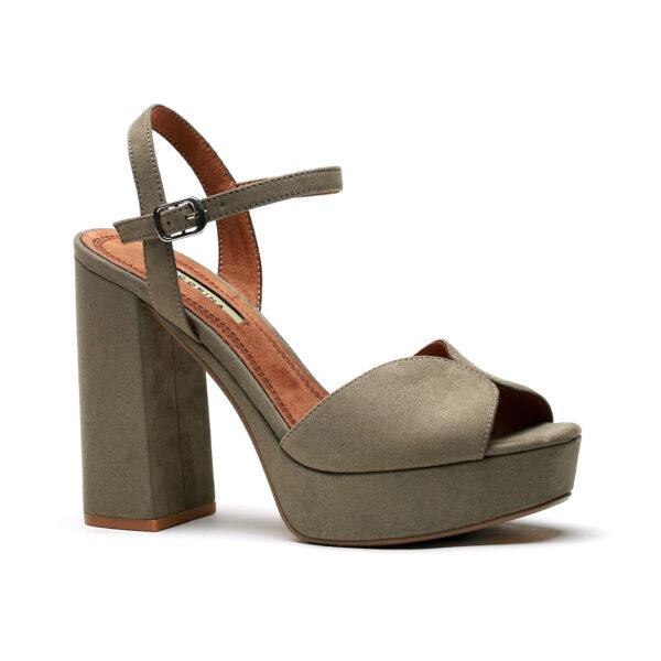 Sandalia plaataforma estilo A2122KA2