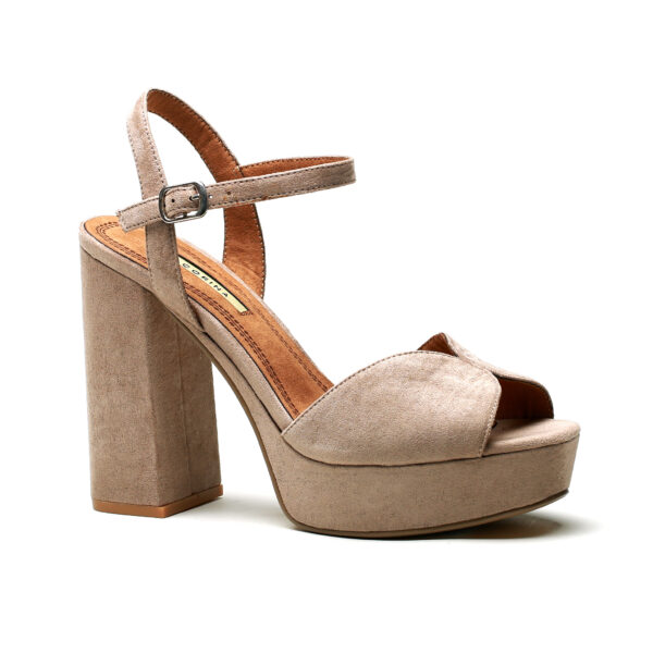 Sandalia plaataforma estilo A2122T2